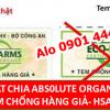 Hạt Chia Úc Absolute Organic tím xanh 1kg HSaHa Shop