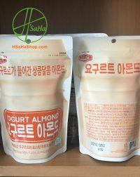 Hạnh nhân tẩm sữa chua Hàn Quốc HSaHa Shop