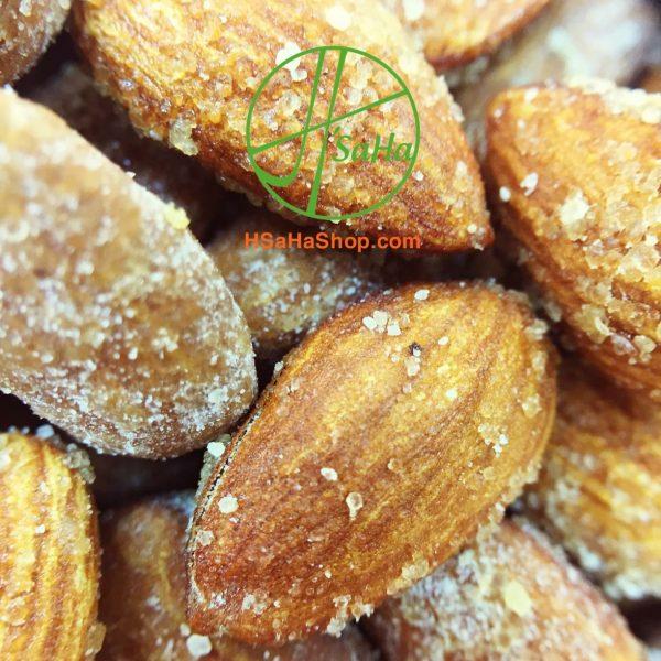 Hạnh nhân Mỹ tách vỏ tẩm mật ong HSaHa Shop